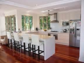 Shaped kitchen design kitchen gallery kitchens brisbane