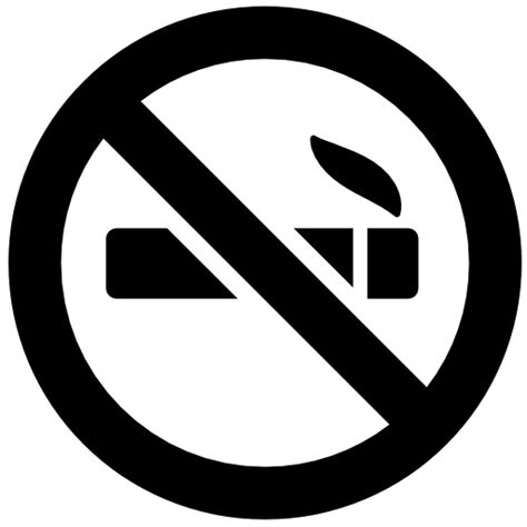 no smoking sign vector png no smoking symbol icon download free icons