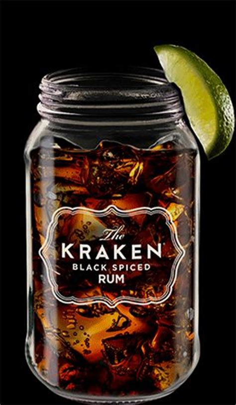 Wrdges Vanila Salem 57 best kraken rum cocktails images on