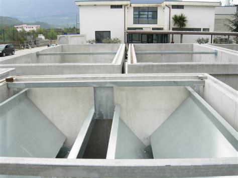 vasche di sedimentazione vasca di sedimentazione per impianto di scarico