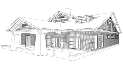 house plans for view house house plans the brown house construction progress