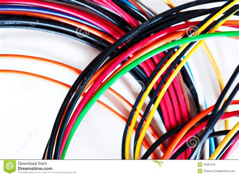 computer power wires royalty  stock images image