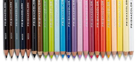 prismacolor colored pencils prismacolor premier colored pencils colors 23 count