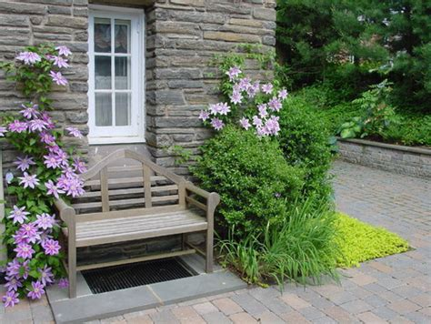 Small Square Garden Ideas Small Garden Landscape Design Ideas Gladwyne Haverford King Of Prussia