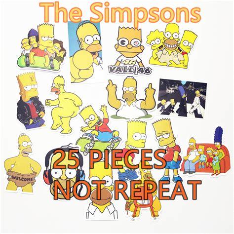 Coole Simson Aufkleber by Online Kaufen Gro 223 Handel Homer Simpson Aufkleber Aus China