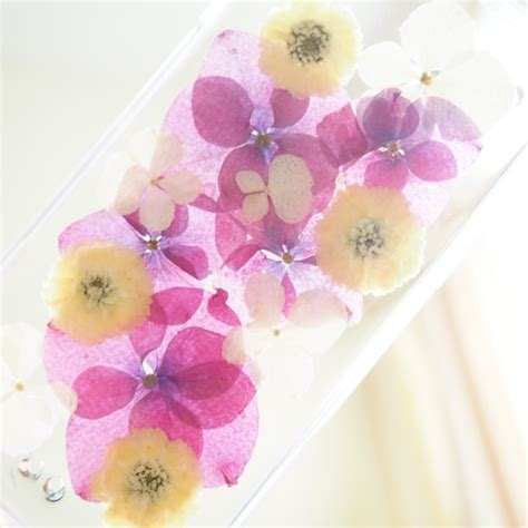 Handcraft Flower - phone cover summer summer handcraft flowers hydrangea