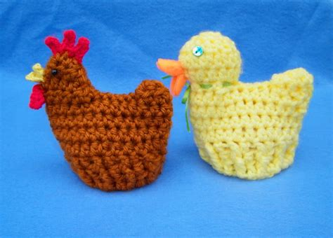 knitting pattern for chicken egg cosy delights gems crocheted chicken and duck egg cozies for