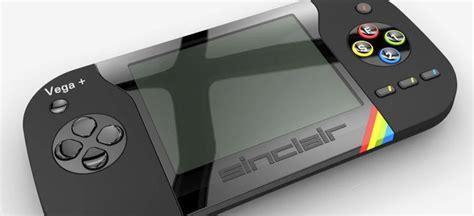 console portable la console portable sinclair zx spectrum arrive en