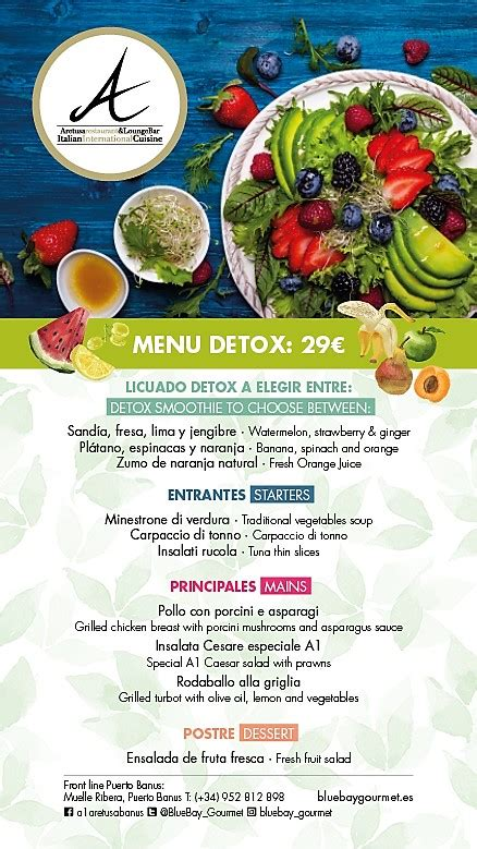 Fever When Detoxing by Fever A1 Restaurants