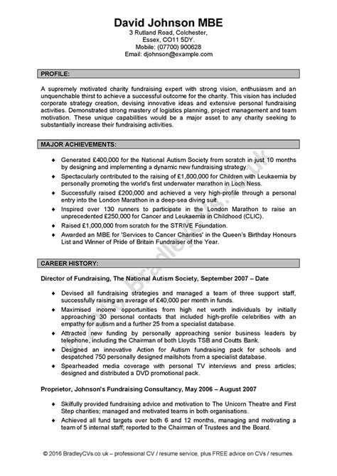 personal summary for resume sles resume format