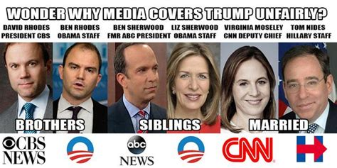 news network blasts the biased clinton news network truthfeed