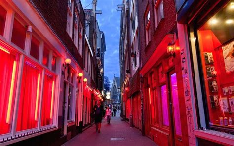 light district tour prostitution laws cabinet reintroduces a ban on