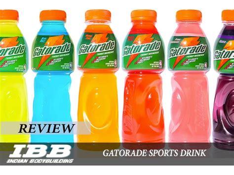energy drink gatorade gatorade sports drink and powder review indian