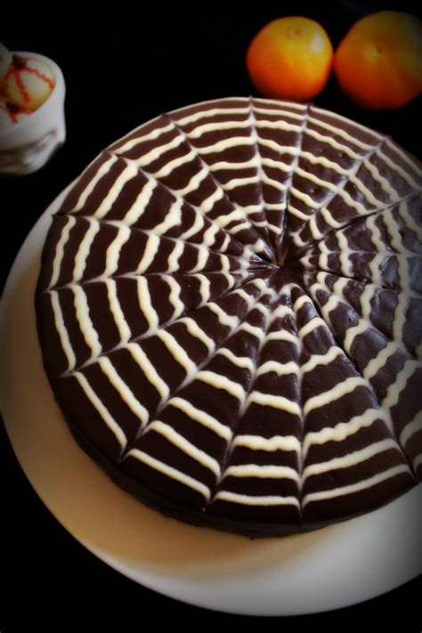 web on spider web cake the confetti journal