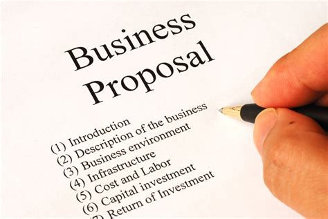 membuat proposal yang menjual 7 tips membuat proposal usaha yang baik dan benar blog sribu