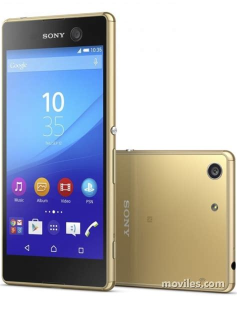 Sony Xperia M5 Aqua comparar sony xperia m4 aqua y sony xperia m5 moviles