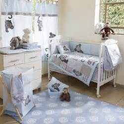 Monkey Bedding For Cribs Baby Bedding Sets Blue Monkey Crib Bedding Collection Baby Nursery Bedding
