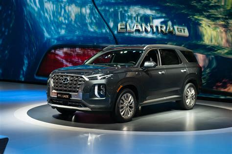 2020 Hyundai Palisade Hybrid by 2020 Hyundai Palisade Crossover Look Big Suv Doesn