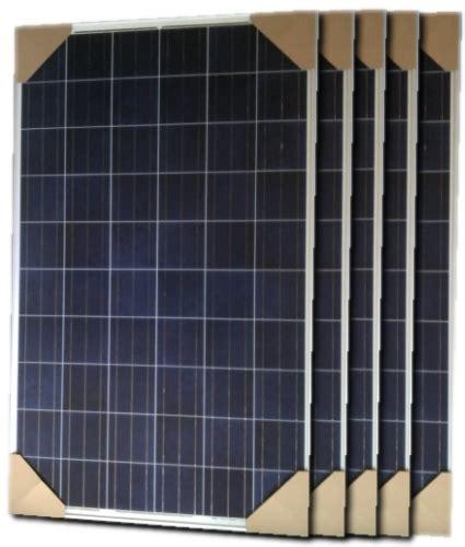 highest wattage solar panel high quality 280 watt solar panel 5 panels 1400 total watts