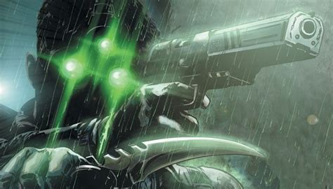 Tom Clancys Splinter Cell Echoes Vol 1 Graph Beli Sekarang splinter cell echoes launches as four part comic series in
