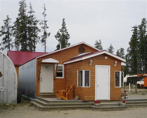 The Nugget Cabin by Nugget City Watson Lake Yukon Canada Cground