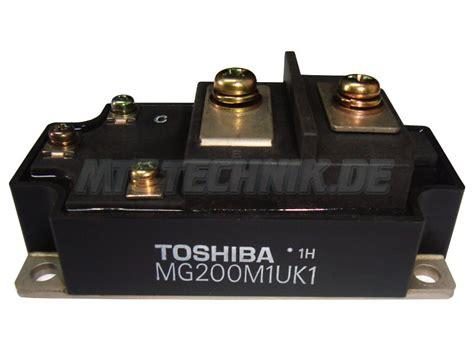 Transistor Sanken To 200m Isolator transistor module mg200m1uk1 toshiba 200a 1000v
