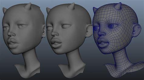 zbrush retopology tutorial retopology with zremesher and maya modelling toolkit