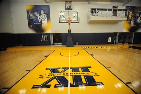 Wv Search Courts West Virginia Basketball Practice Facility Massaro Corporation