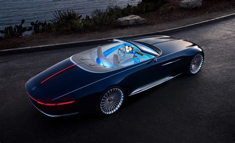 vision mercedes maybach  cabriolet