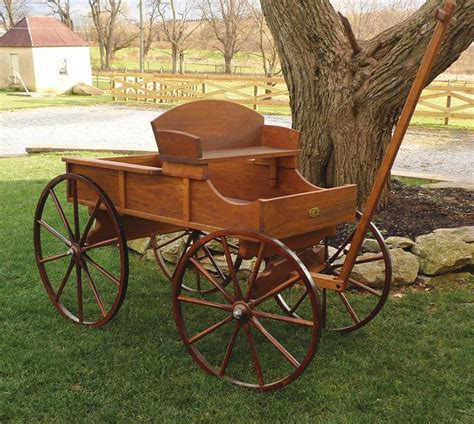 large wagon large premium buckboard wagon by dutchcrafters amish furniture