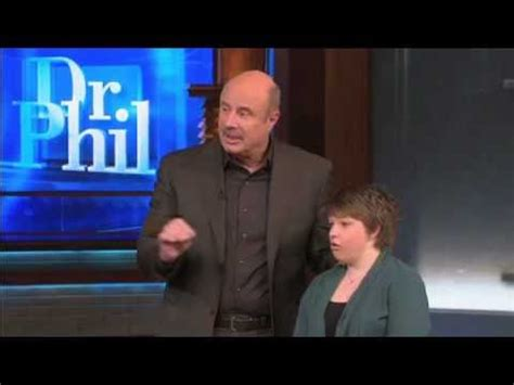 Dr Phil In The Closet Episode by Dr Phil Talks With Quot The In The Closet Quot