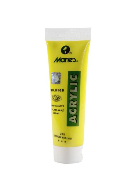 Acrylic Maries maries acrylic color 120ml toko prapatan