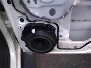 Nissan Navara Sound System Speakers D40 Nissan Navara Net