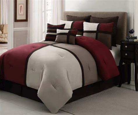 Portland Burgundy King Size Luxury 32 Best Images About Bed Bath And Beyond On Linen Comforter Wire Shelving And
