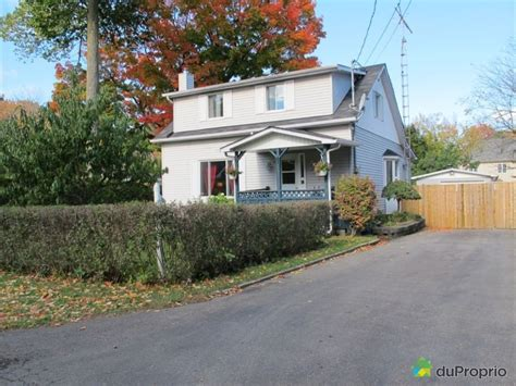 terrasse vaudreuil map house sold in terrasse vaudreuil duproprio 458302