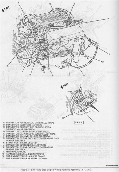 v8 engine ignition coil wiring diagram gm alternator get