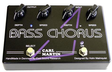 carl martin chorus effects pedal carl martin bass chorus 2010 s effect pedal for sale carl