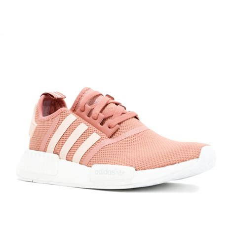 adidas nmd r1 w shoes pink white sale