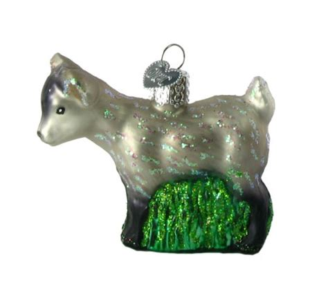 farm animal christmas ornaments