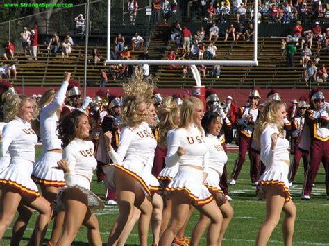 usc cheerleader not wearing underwear what is not to like why guys like cheerleaders why guys