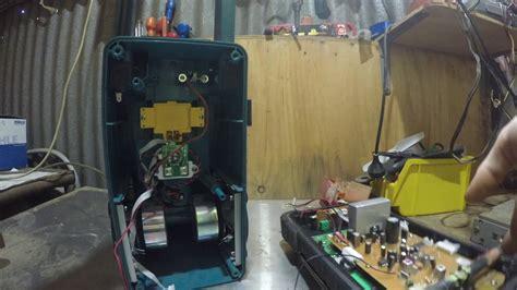 fixing  makita radio   displayed mbr edit