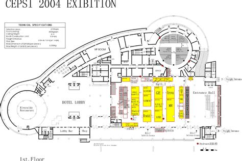 convention center floor plans austin convention center floor plan sxsw floor plans