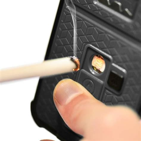 Casing Iphone 6 6 Plus Sparkly Chanel Cigarette X4549 this iphone 6s plus has a bottle opener and a lighter