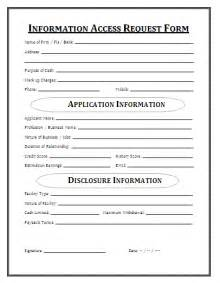information form template request for information template cyberuse