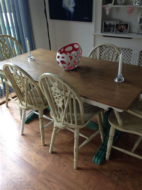 painting oak table with chalk paint 11 best images about painting an oak dining table on