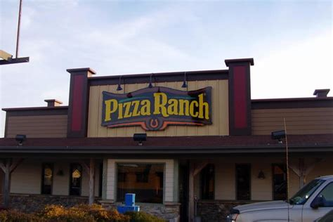 Pizza Ranch Gift Card - pizza ranch in aberdeen sd 1010 6th avenue se