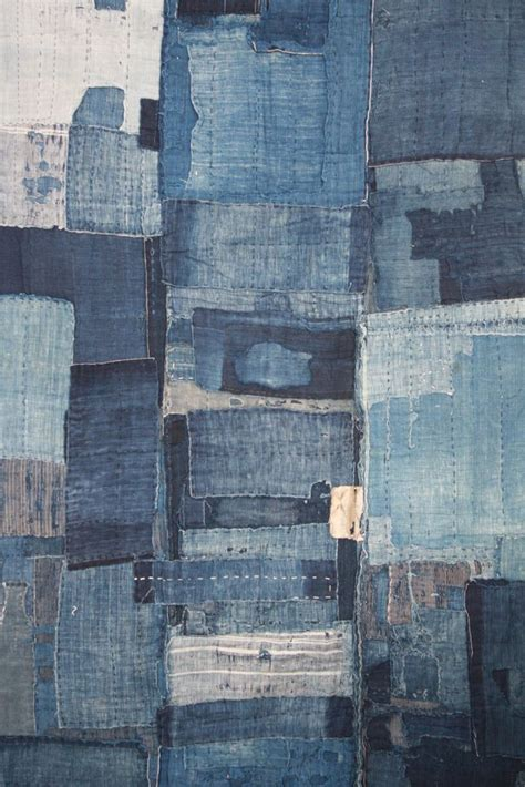 Patchwork Denim Fabric - 290 best boro japanese textile images on