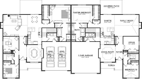 floor plan standards villas at whisper meadow