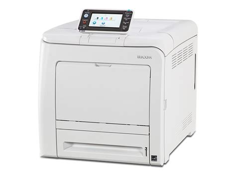Printer Laser Ricoh Sp 100 ricoh aficio sp c342dn 26 ppm color network color duplex laser printer 407887 spc342dn sp