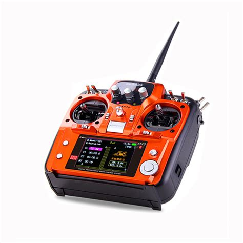 Promo Remot Receiver Orange Hitam radiolink 2 4ghz 12 channel at10 ii v2 radio remote